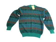 Urban Outfitters Urban Renewal Blue Pure Wool Jumper Size L Unisex