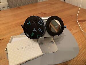 Radley Handbag Mirror - Excellent Condition