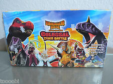 Dinosaur King Colossal Team Battle - german DISPLAY 24 Booster á 9 cards SEALED