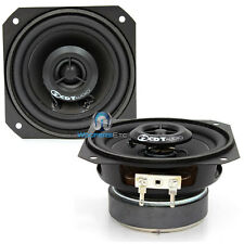 """CL-4EX CDT AUDIO CLASSIC 4"""" CAR SILK DOME TWEETERS COAXIAL SPEAKERS PAIR NEW"""