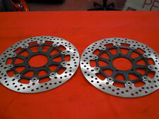 Pair of Discs Brembo for Ducati Hypermotard 1100