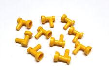 20 x Wasserhahn LEGO 4599b NEUWARE a2 Yellow Tap Zapfhahn gelb