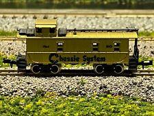 N Scale - Chessie System Steel Caboose B&O 7164 N2226