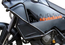 CRASH BARS HEED for KTM 990 Adventure (06-12) - black