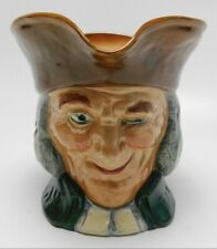 "Royal Doulton Character Toby Jug The Vicar of Bray Large 7"" 807475"