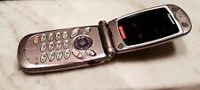 Panasonic EB-GD87 Foldphone / Klapp-Handy in silber
