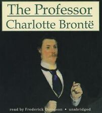 The Professor by Charlotte Bronte (2013, CD, Unabridged)
