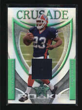 MARSHAWN LYNCH 2007 LEAF ROOKIES AND STARS CRUSADE GAME JERSEY #115/250 AB6179