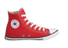 Rare Converse Chuck Taylor All Star SLIM Hi Top Red Scarlet VARSITY [113899] NEW