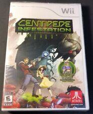 Centipede [ Infestation ] (Wii) New