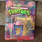 SEALED Vintage Original TMNT 1990 Krang Unpunched Teenage Mutant Ninja Turtles
