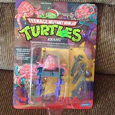 SEALED Vintage Original TMNT 1990 Krang Unpunched Teenage Mutant Ninja Turtles
