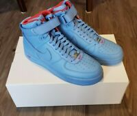 NWB Nike Air Force 1 High Just Don AMEX All Star Blue CW3812-400 Men's Size 11.5
