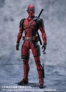 PRE-ORDER COUPON [€ 82] Marvel S.H. Figuarts Action Figure Deadpool 16 cm Bandai