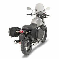TELAIETTI X BORSE LAT EASYLOCK O SOFFICI MOTO GUZZI 750 V7 Classic 2012-2016