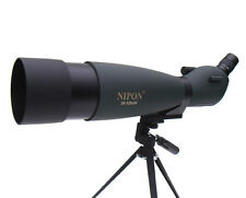 NIPON 25-125x92 spotting scope for bird watching, nature & astronomy observation