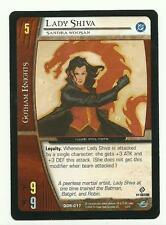 VS Systems DC Comics {Upper Deck 2004, 1st ED} DDR-017 LADY SHIVA Nice!