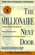 The Millionaire Next Door - Paperback By Stanley, Thomas J. - ACCEPTABLE
