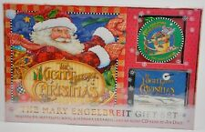The NIGHT BEFORE Christmas MARY Engelbreit GIFT Set BOOK +CD +Ornament JIM Dale