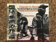FRIENDS IN NEED: The 1980 Eathquake In Terciera Island