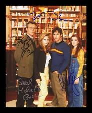 BUFFY THE VAMPIRE SLAYER AUTOGRAPHED SIGNED & FRAMED PP POSTER PHOTO