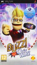 Buzz!: Quiz World (PSP Game) *GOOD CONDITION*