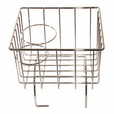 VW Beetle Storage Basket -  Tunnel - Chrome - Great Looking Accessory T1 Type 1+