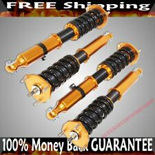 GOLD Coilover Suspension Kits fits 86-92 Toyota Supra Base Hatchback 2D 3.0L