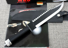 """RAMBO II FIRST BLOOD Part 16"""" 6mm multi-function Hunting Survival combat Knife"""