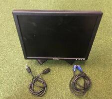 "Dell E177FPb 17-inch LCD VGA Flat Panel Computer Monitor 17"""