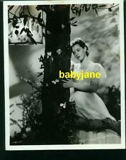 SUSAN PETERS VINTAGE 8X10 PHOTO 1944 MGM SONG OF RUSSIA