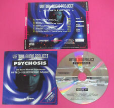 CD Compilation Virtual Audio Project Psychosis REALOGIC UNIVAC no lp mc vhs(C43)