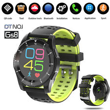 NO.1 GS8 GPS Smart Watch Heart Rate Pedometer Sport Fiteness Tracker Wristwatch