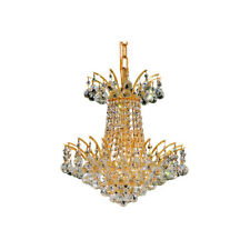 Palace Flamingo B 4 Light Crystal Chandelier Light Lamp Gold  -Precio Mayorista
