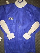 Signed Umbro Goalkeeper Special Edition Shirt By Peter Shilton England