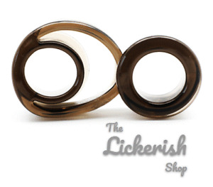 Triple Thick Rubber Penis Cock Ring Stretchy Stay Hard Erection Delay Sex Toy