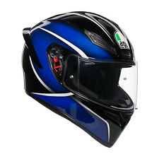 Agv Casque Moto integral K1 K-1 Solid Noir XL