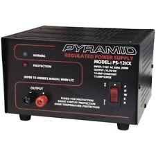 Pyramid PS12KX 12 Amp 13.8-Volt Power Supply