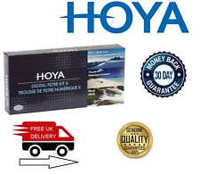 Hoya 49mm Digital Filter Kit II HK-DG49-II (UK Stock)