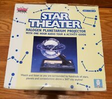 Super Science STAR THEATER Halogen Planetarium Projector New