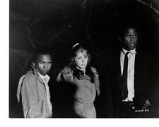 """Al Freeman Jr., Joanna Shimkus,Sidney Poitier """"The Lost Man"""" Vintage Movie Still"""