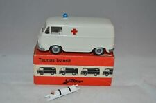 Tekno No.415 Redskabsvogn Ford Taunus Transit ambulance mint in box