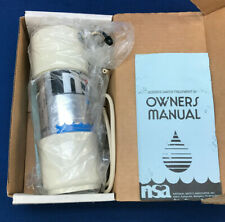 NSA Bacteriostatic Water Treatment Unit & Filter #NSA 50C Countertop BRAND NEW