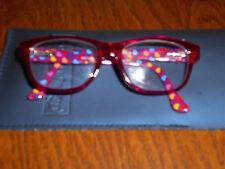 Monture de lunette de vue pour fille 6 ans et + avec une pochette krys
