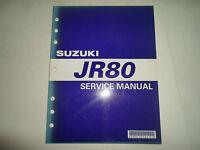 2001 Suzuki JR80 Service Repair Shop Workshop Manual FACTORY OEM Book Used