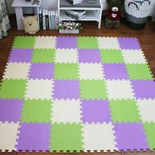 "EVA Foam Children""s Rug Interlocking Exercise Crawl Tiles Exercise Tiles Floor"