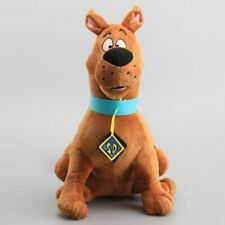 NEW Scooby Doo Soft Plush Toy Stuffed 35cm Kids Gift Animal Doll Cuddly Teddy