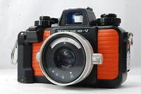 **Not ship to USA** Nikon Nikonos V Film Camera w/35mm f2.5 Lens SN3077969