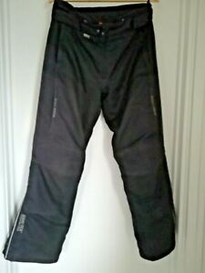 Hein Gericke Atlas Goretex motorcycle trousers Size Large