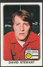 Panini 1979 Football Sticker - No 180 - David Stewart - Leeds United